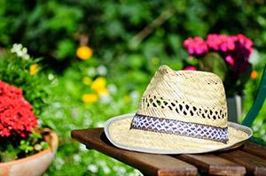 Stillleben mit Hut